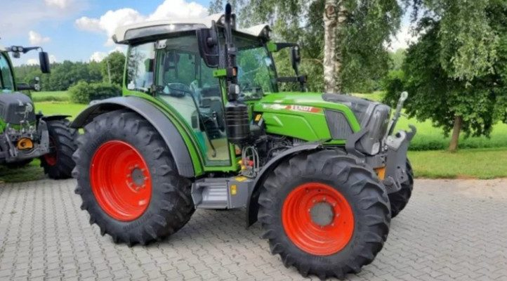 Fendt 209 for sale Canada