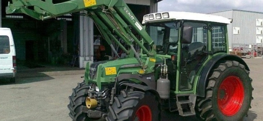 Fendt 209 Specificastions