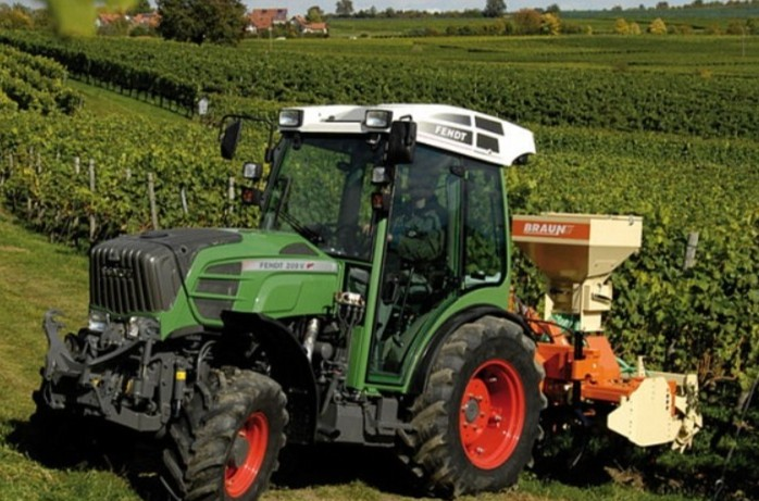 problems with Fendt 209 2